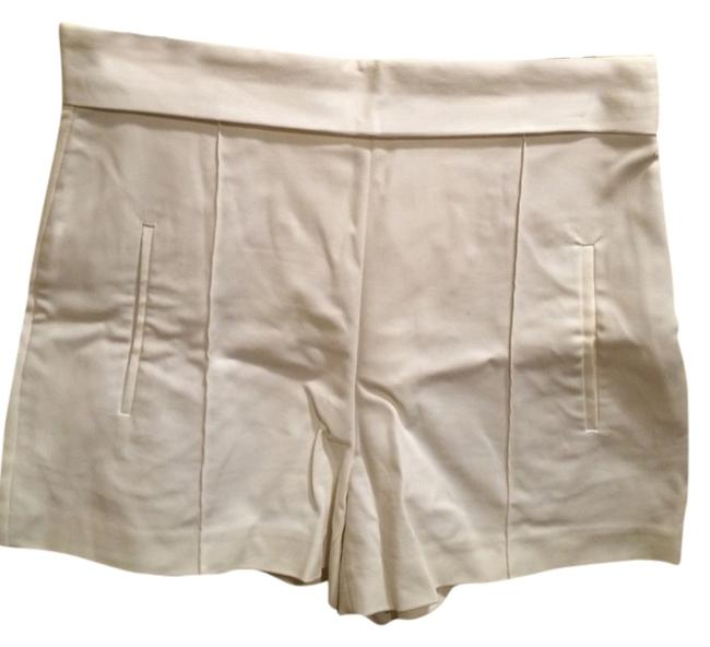 Zara Shorts White