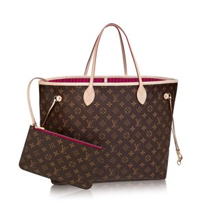 Louis Vuitton Tote in Fuchsia