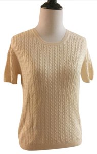 Brooks Brothers Cashmere Silk Sweater