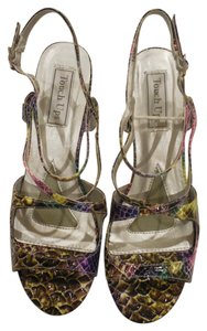 Touch Ups Multi-print Sandals