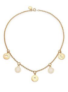 Marc by Marc Jacobs MARC by MARC JACOBS New Classic Cosmic Coins Necklace `NEW