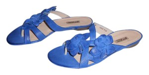 Paul Green Color Lovely Design Comfortable Blue Sandals