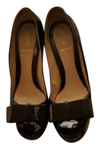 Fendi Black Patent Platforms