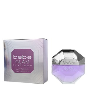 bebe BEBE GLAM PLATINUM BY BEBE--MADE IN USA