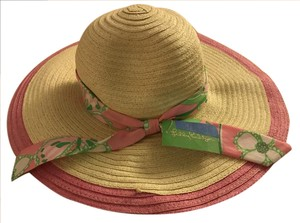 Lilly Pulitzer Lilly Pulitzer Straw Hat