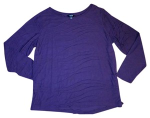 Simply Vera Vera Wang Top Purple