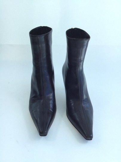 Jimmy Choo Dark Brown Boots