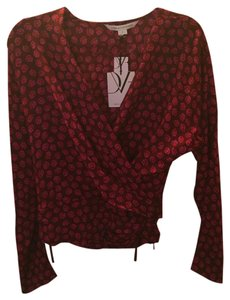 Diane von Furstenberg Top red/pink