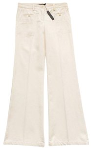Development Phillip Lim Made In Usa Designer Wide Leg Pants Ivory