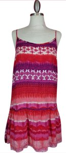 One Clothing short dress Multicolored on Tradesy