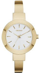 DKNY New DKNY Women's Stanhope Gold Tone Stainless Steel Watch NY2346
