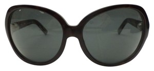Chanel Oversized Perle Tortoise Sunglasses