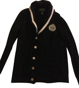 Lauren Ralph Lauren Shawl Sweater Cardigan