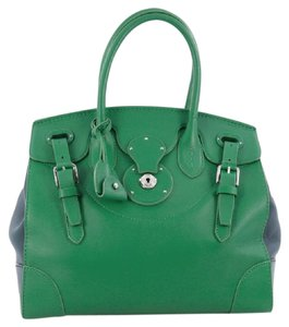 Ralph Lauren Collection Ricky Leather Tote