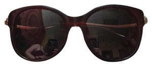Coach New!!! Tea Rose Cat Eye Sunglasses