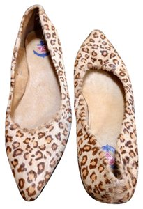 Jeffrey Campbell Animal print Flats