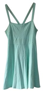 H&M short dress Light Blue on Tradesy