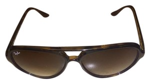 Ray-Ban RAY-BAN Sunglasses RB 4125 CATS 5000 601/32 59-13 Brown/Brown Fade