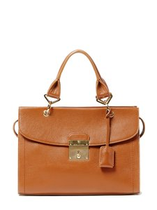 Marc Jacobs Satchel in gianduia
