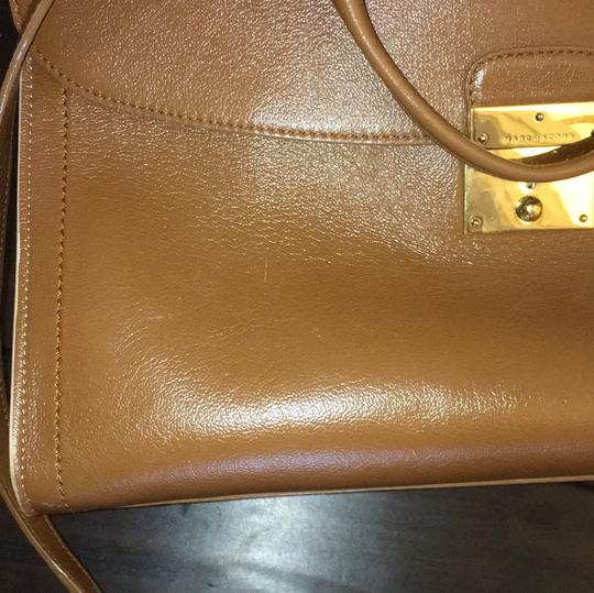 Marc Jacobs Satchel in gianduia Image 5