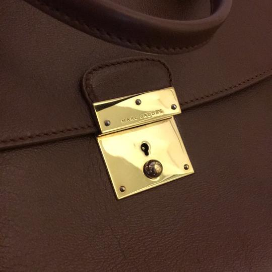 Marc Jacobs Satchel in gianduia Image 7