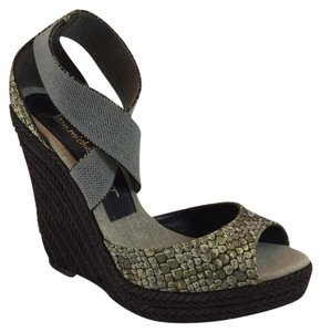 Jean-Michel Cazabat Sandal neutral Wedges