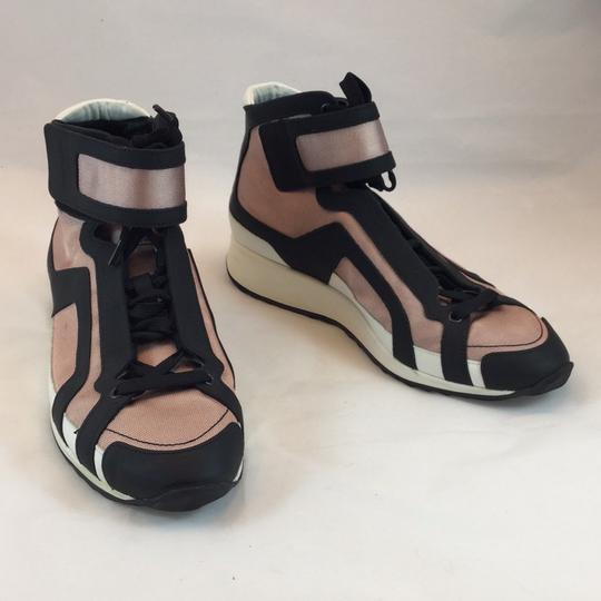 Pierre Hardy Fashion High-top blush pink Athletic Image 4