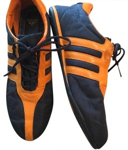 adidas Blue & Orange Athletic