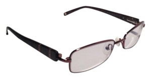 Valerie Spenser Valerie Spencer 9229 50/18/135 BROWN Flex Temples Frame Progressive Le