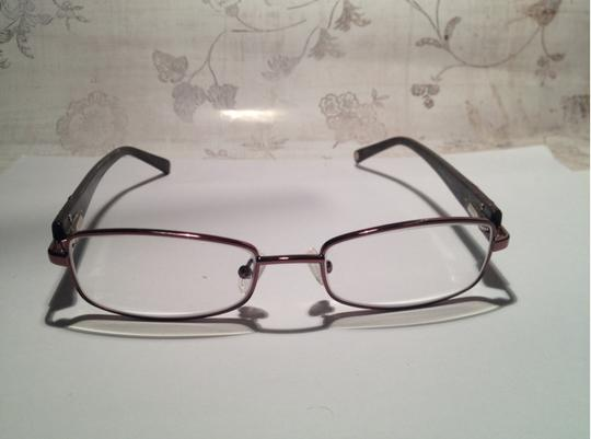 Valerie Spenser Valerie Spencer 9229 50/18/135 BROWN Flex Temples Frame Progressive Le Image 1