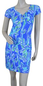 Lilly Pulitzer short dress Multicolored Summer Cotton on Tradesy