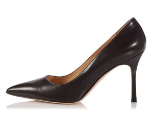 Manolo Blahnik Bb Pointed Toe Mb.el0125.09 Classic Pumps