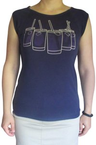 Marc by Marc Jacobs Top Violet