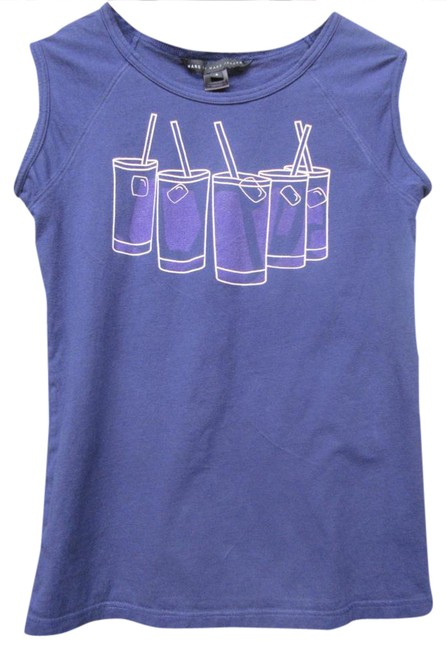 Marc by Marc Jacobs Top Violet Image 1