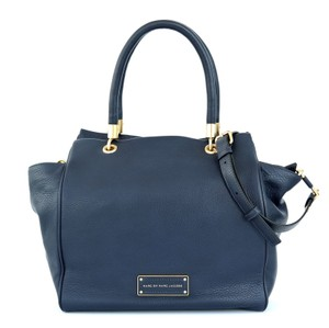 Marc by Marc Jacobs Tote Satchel in Blue