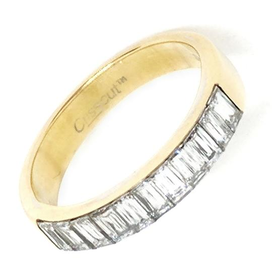 Christopher Designs Christopher Designs 18K Yellow Gold Crisscut Diamond Ring Image 11