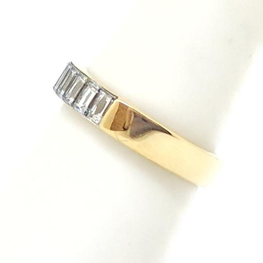 Christopher Designs Christopher Designs 18K Yellow Gold Crisscut Diamond Ring Image 5