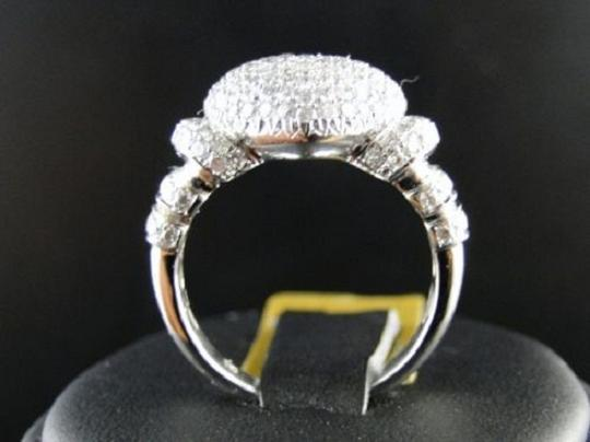 Other 10K Ladies Vs Diamond Promise Love Heart Ring 1.60 Ct Image 1