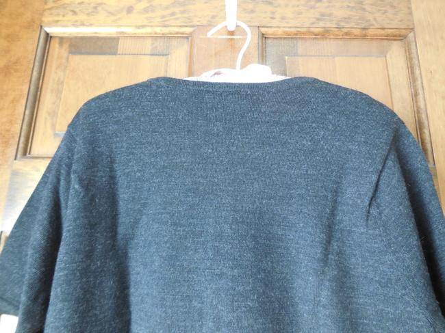 Talbots Wool Embroidered Short Sleeves Rounded Neckline Dry Clean Sweater Image 6