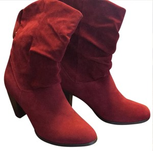 Rampage burgundy Boots
