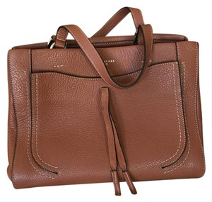 Marc Jacobs Satchel in Cognac