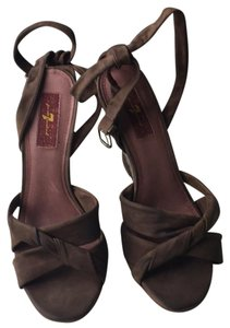 Seven for mankind Dark brown Wedges