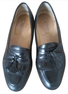 Johnston & Murphy Tassels black Formal