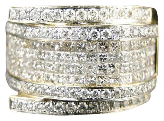 Preload https://img-static.tradesy.com/item/20871398/yellow-gold-mens-princess-cut-diamond-curved-pinky-fashion-475ct-ring-0-1-540-540.jpg