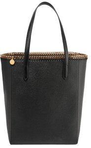 Stella McCartney Falabella Falabella Shopping Mccartney Tote in Black