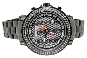 Joe Rodeo JOE RODEO/KC JOJO BLACK ON BLACK JRO42 DIAMOND WATCH 1.25 CT
