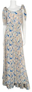 beige Maxi Dress by Tory Burch