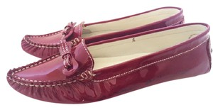Marc by Marc Jacobs Patent Red Flats