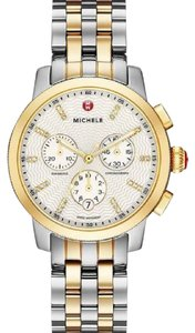 Michele Michele Uptown Diamond Watch