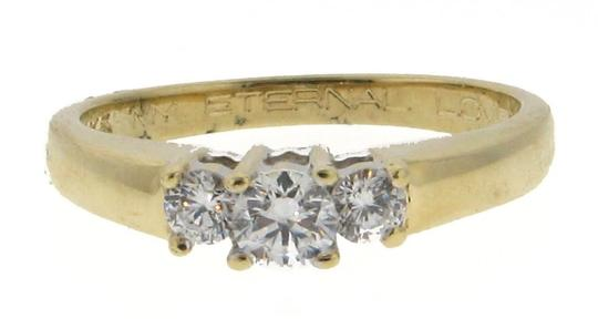 Preload https://img-static.tradesy.com/item/20871786/yellow-gold-colorless-diamonds-14k-3-stone-12-carat-ring-0-0-540-540.jpg